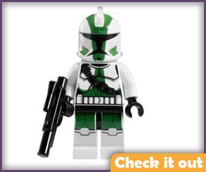 Commander Gree Lego.