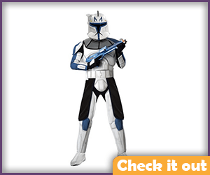 Captain Rex Costume Adult.  sc 1 st  Cosplay Savvy & Captain Rex Costume - A DIY Guide - Cosplay Savvy