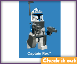Rex Lego.