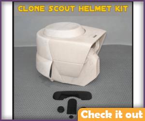Clone Scout Helmet DIY.