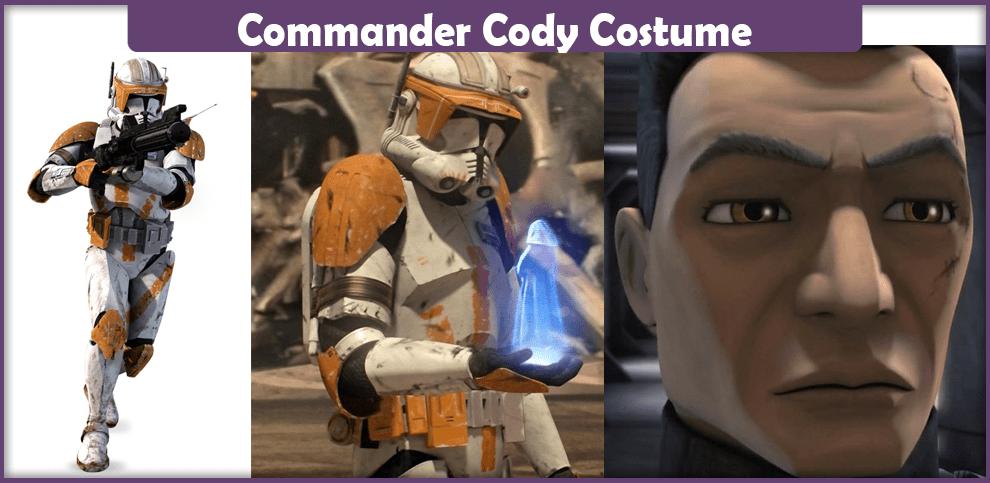 Commander Cody Costume