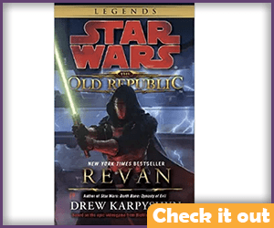 Star Wars: The Old Republic Revan Book.