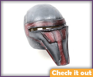 Darth Revan Costume Helmet.