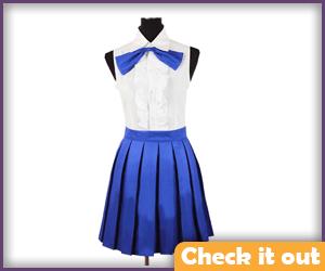 Erza Scarlet Daily Dress.
