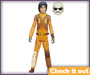 Ezra Bridger Figure.