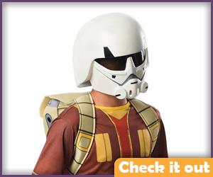 Ezra Bridger Plane Helmet.