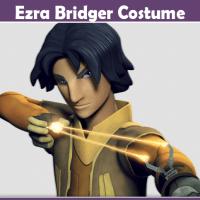 Ezra Bridger Costume - A DIY Guide