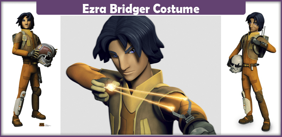 Ezra Bridger Costume