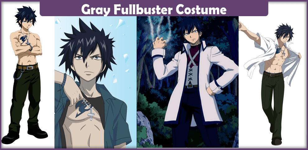 Gray Fullbuster Costume