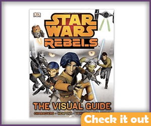 Star Wars Rebels Visual Guide.