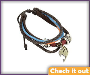 Natsu Guild Bracelet.