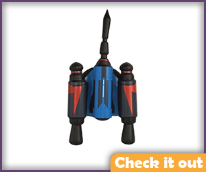 Pre Vizsla Inflatable Jetpack.