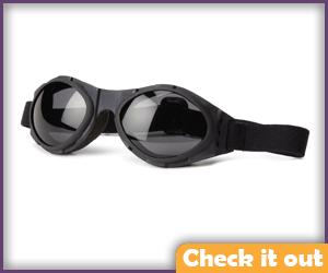 Goggles.