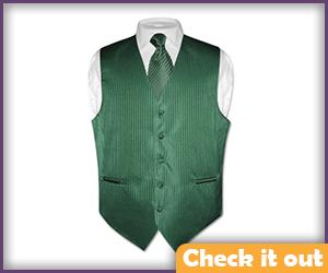 Green Vest.