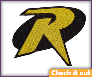 'R' Patch.