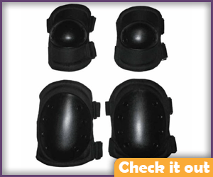 Tactical Knee and Elbow pads.