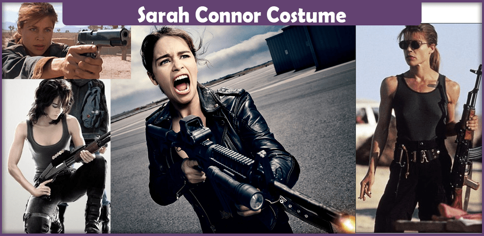 Sarah Connor Costume – A DIY Guide