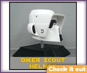 Scout Helmet Prop.