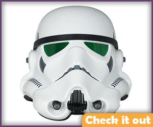 A New Hope Stormtrooper Replica Helmet.
