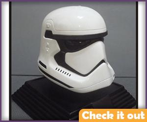 The Force Awakens Stormtrooper Helmet.