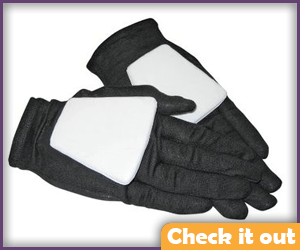 Adult Stormtrooper Gloves.