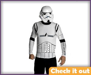 Stormtrooper Costume Kit.