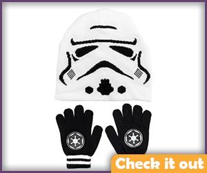 Stormtrooper Winter Set.