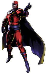 Magneto Classic Reference Image.
