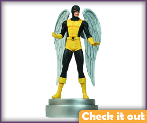 Original Costume Angel Statue.