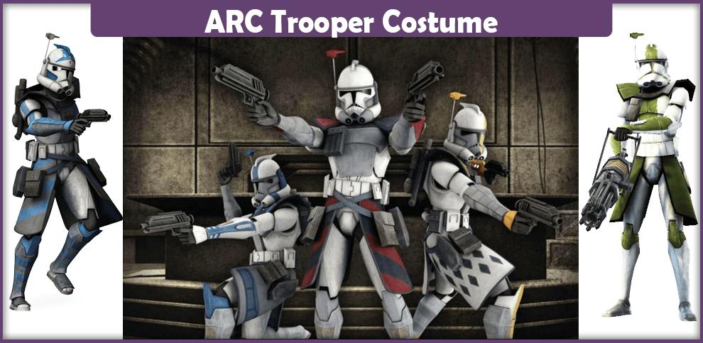 ARC Trooper Costume.
