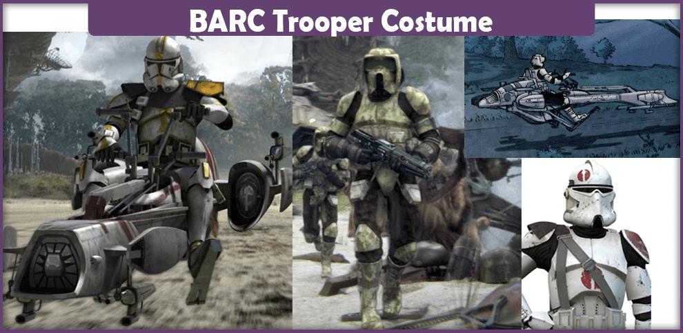 BARC Trooper Costume