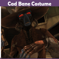 Cad Bane Costume - A DIY Guide