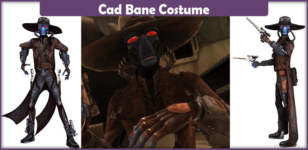 Cad Bane Costume