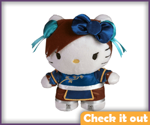 Chun-Li Hello Kitty.