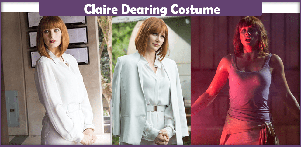 Claire Dearing Costume