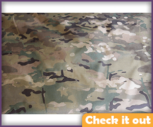 Camo Fabric (for over leg armor).