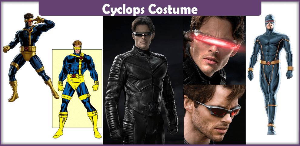 Cyclops Costume  sc 1 st  Cosplay Savvy & Cyclops Costume - A DIY Guide - Cosplay Savvy