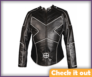 X-Men Leather Jacket.