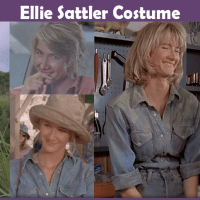 Ellie Sattler Costume - A DIY Guide