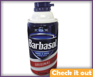 Barbasol Can.