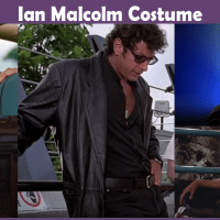 Ian Malcolm Costume - A DIY Guide