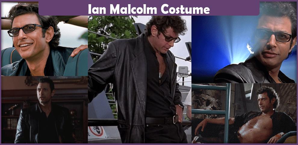Ian Malcolm Costume