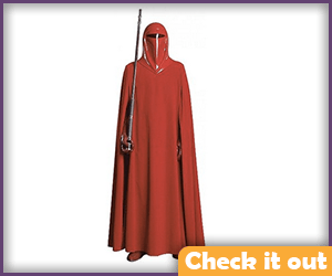 Imperial Guard Costume Adult Set.