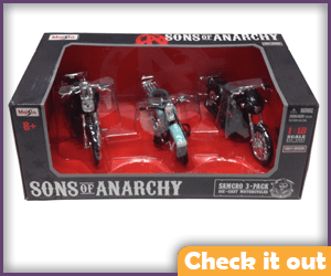 SOA Bike Set.