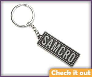 Samcro Keychain.