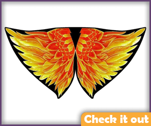 Firebird Wings.