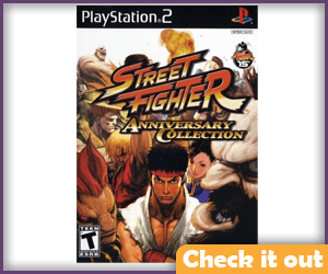Street Fighter Collection.
