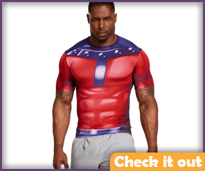 Under Armour Classic Magneto Compression Shirt.