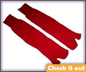 X-Men Evolution Red Tabi Socks.