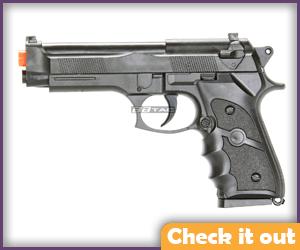 Prop 150 FPS Spring Pistol.